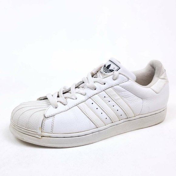 Adidas Mens 10.5 Athletic Shoes White Trainers